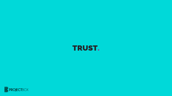 ProjectBox trust