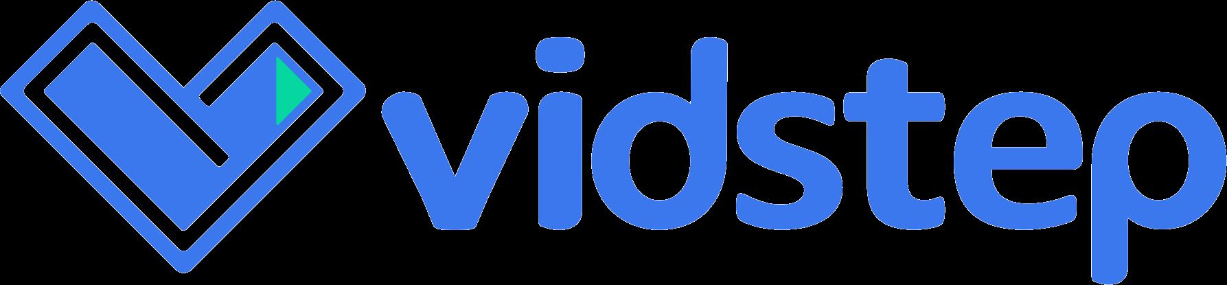 Vidstep Logo